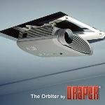 Draper, Inc. - Orbiter Recessed Projector Lift