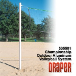 Draper, Inc. - Outdoor Volleyball Equipment