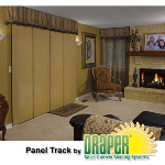 Draper, Inc. - Panel Track Window Coverings