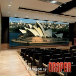 Draper, Inc. - Paragon/Series E Electric Projection Screen