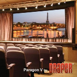 Draper, Inc. - Paragon/Series V Electric Projection Screen