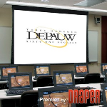 Draper, Inc. - Premier Electric Projection Screen