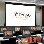 Draper, Inc. - Premier Electric Projection Screen