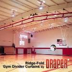 Draper, Inc. - Ridge-Fold Gym Dividers