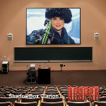 Draper, Inc. - ShadowBox Clarion Fixed Projection Screen