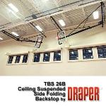 Draper, Inc. - Side Folding Basketball Backstops