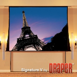 Draper, Inc. - Signature/Series V Projection Screen