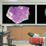 Draper, Inc. - Silhouette/Series E Electric Projection Screen