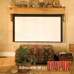 Draper, Inc. - Silhouette/Series M Projection Screen