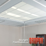 Draper, Inc. - Skylight FlexShade™