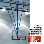 Draper, Inc. - Stationary Basketball Backstops