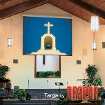 Draper, Inc. - Targa Electric Projection Screen