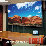 Draper, Inc. - Ultimate Access/Series E Projection Screen