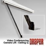 Draper, Inc. - Video Conferencing Camera Lift - Ceiling