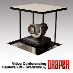 Draper, Inc. - Video Conferencing Camera Lift - Credenza