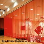 Draper, Inc. - Walk-Draw Gym Dividers