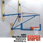 Draper, Inc. - Wall Mounted Basketball Backstops