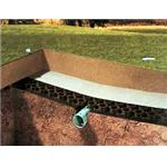 Invisible Structures, Inc. - Draincore2 - Geosynthetic Drainage Layer