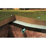 Invisible Structures, Inc. - Draincore2 Geocomposite Drainage Layer