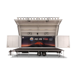 Wenger® Corporation - Showmobile Mobile Stage