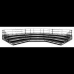 Wenger® Corporation - StageTek™ Seated Risers