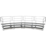Wenger® Corporation - Tourmaster® Choral Risers