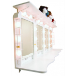 Wenger® Corporation - Studio® Makeup Station
