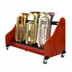 Wenger® Corporation - Tuba and Sousaphone Storage Rack