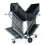 Wenger® Corporation - Large Music Stand Move & Store Cart