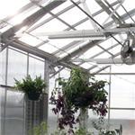 Winandy Greenhouse Company, Inc. - Greenhouse Hanging Basket Rails