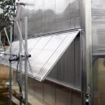 Winandy Greenhouse Company, Inc. - Natural Ventilation (Roof and/or Wall Vents)