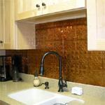 The American Tin Ceiling Co. - Tin Backsplash Tiles