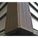 Woodtone Building Products - RealCorner™ Pre-Finished Wood Corner