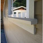 Woodtone Building Products - RealSill™ Pre-Finished Wood Window Sill