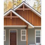 Woodtone Building Products - RusticSeries™ Panels - Fiber Cement or Engineered Wood