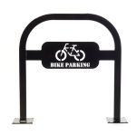 Saris Cycling Group - Branded Bike Dock Outdoor Bike Parking