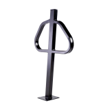 Saris Cycling Group - Post and Ring Rack Outdoor Bike Parking