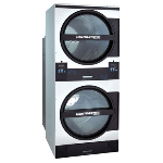 Continental Girbau, Inc. - SuperStack90 Pro-Series II Commercial Dryer for On-Premise Laundries
