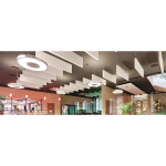 CertainTeed Ceilings - Solo Baffle Commercial Ceilings