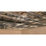"CertainTeed Ceilings - 1 1/2"" Drywall Suspension System"