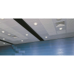 "CertainTeed Ceilings - 9/16"" SeismicSecure™ Elite Narrow Stab Ceiling Suspension System"