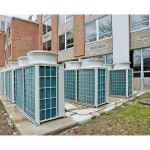 Mitsubishi Electric HVAC - Air-Source Heat Recovery (R2-Series) - Outdoor Unit