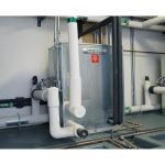 Mitsubishi Electric HVAC - Water-Source Heat Pumps (WY-Series) - Outdoor Unit