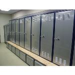 Fasco Security Products - FPPL - Police Personnel Locker