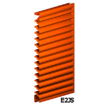 Architectural Louvers - E2JS Wall Louvers
