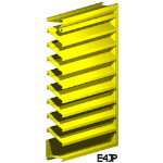 Architectural Louvers - E4JP Wall Louvers