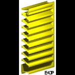 Architectural Louvers - E4JP Wall Louvers