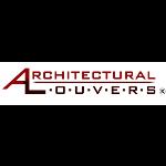 Architectural Louvers - H6JN Sunshade Louvers - Sunshades