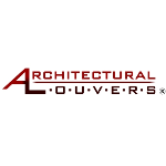 Architectural Louvers - H6JP Sunshade Louvers - Sunshades