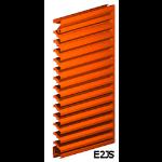 Architectural Louvers - E2JS Wall Louvers